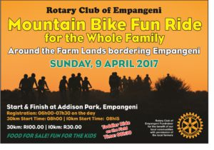 Rotary Empangeni - Mountain Bike Fun Ride 2017 B